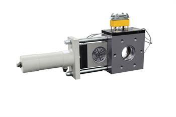 Extruder Pump Screen Changer
