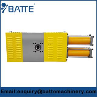 Double Plate Four Station Hydraulic Screen Changer