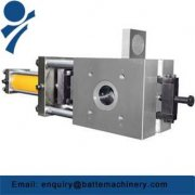 Large capacity continuous screen changers