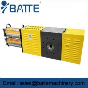 continuous hydraulic screen changer for extruder made in china